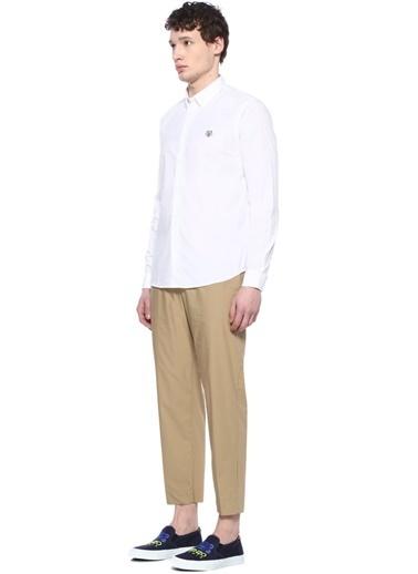 Kenzo Pantolon Camel